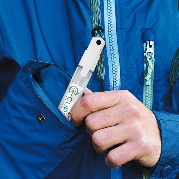 Cupssy AirStick für die Jackentasche
